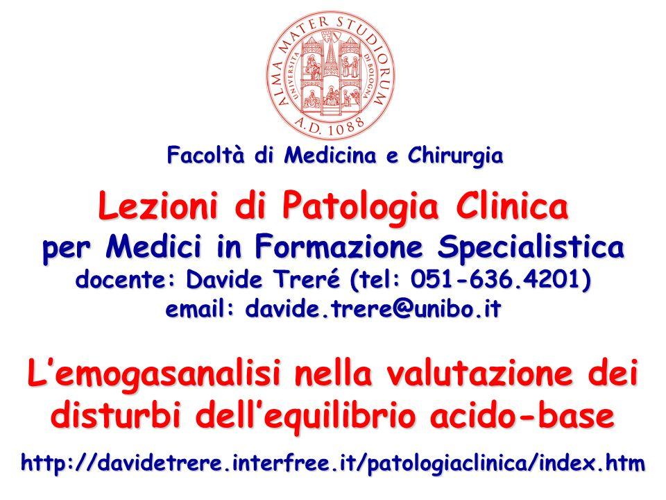 Lezioni di Patologia Clinica