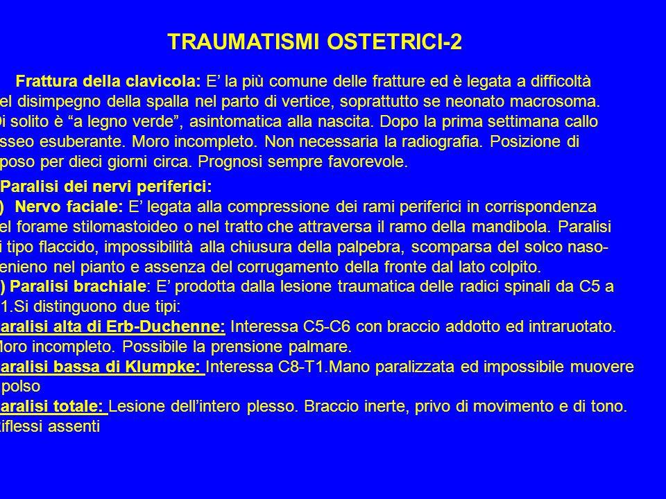 TRAUMATISMI OSTETRICI-2