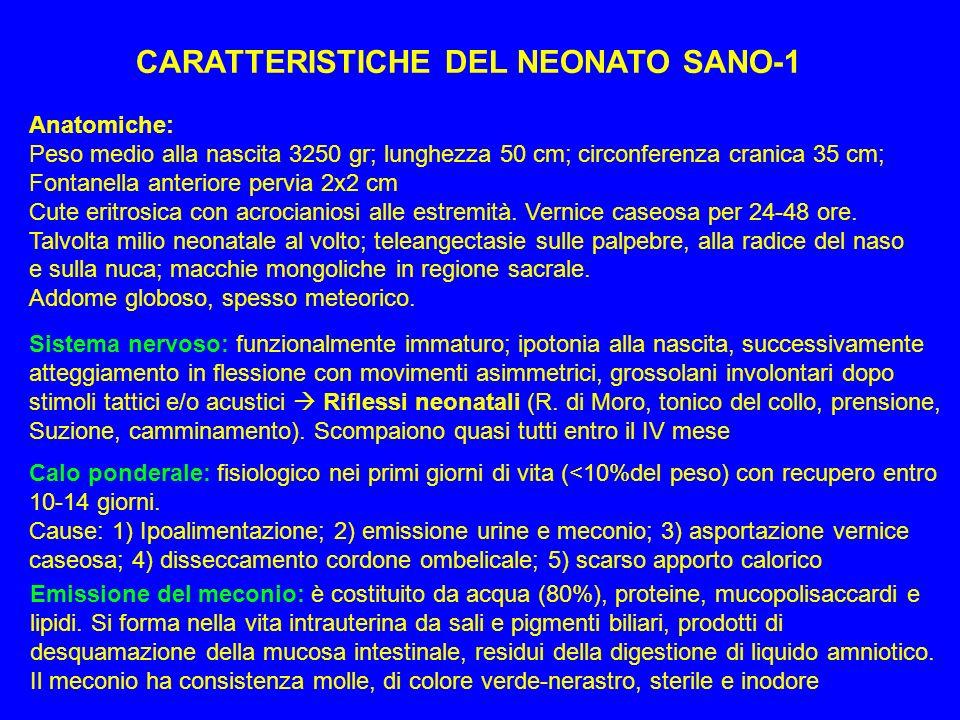 CARATTERISTICHE DEL NEONATO SANO-1