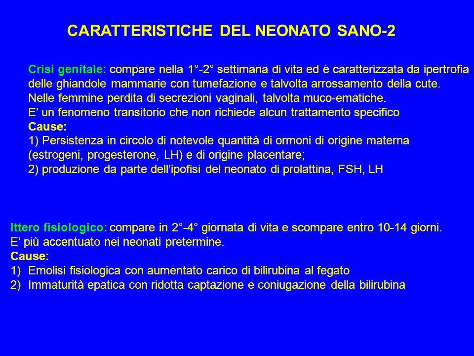 CARATTERISTICHE DEL NEONATO SANO-2