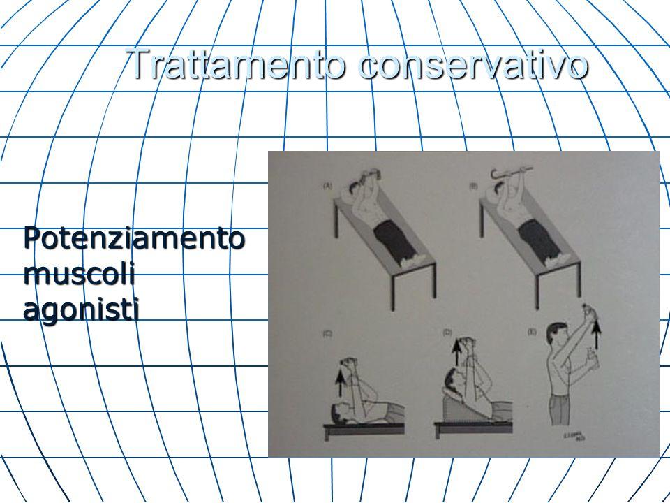 Trattamento conservativo