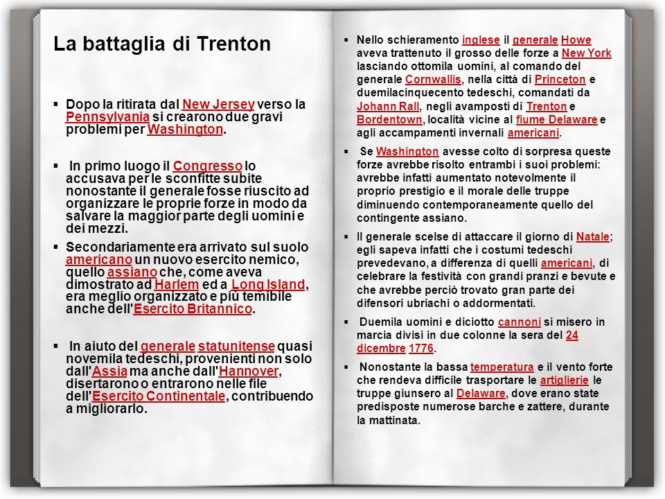 La battaglia di Trenton