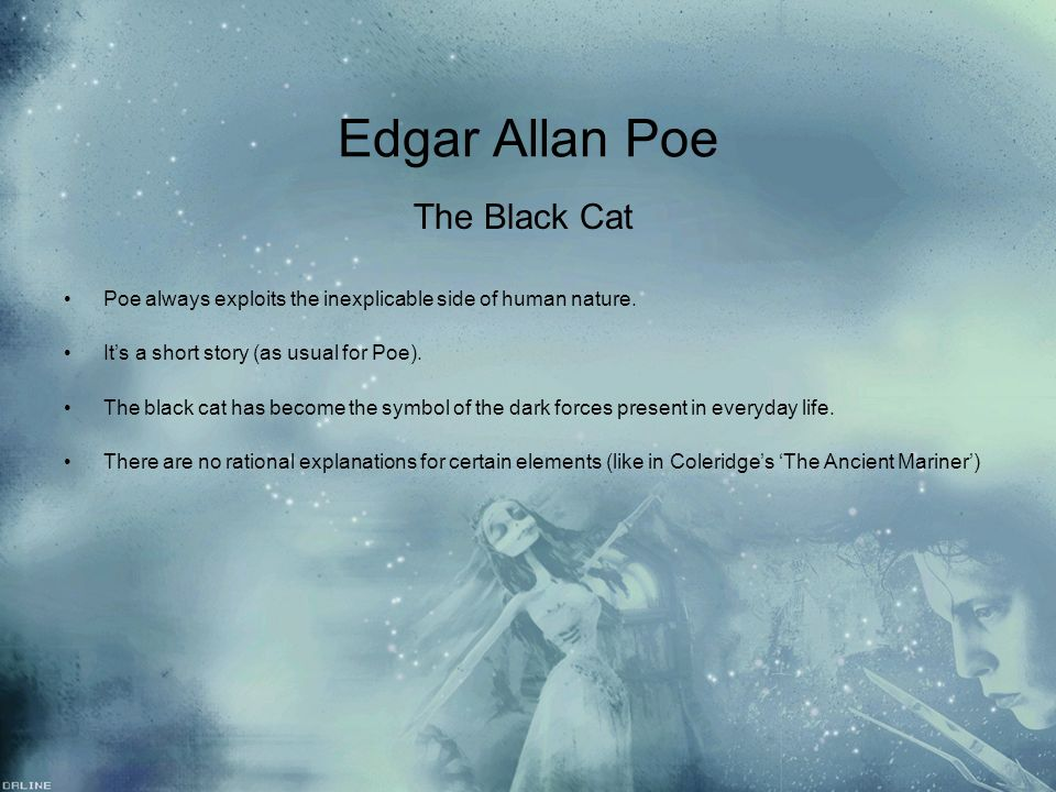 Edgar Allan Poe The Black Cat