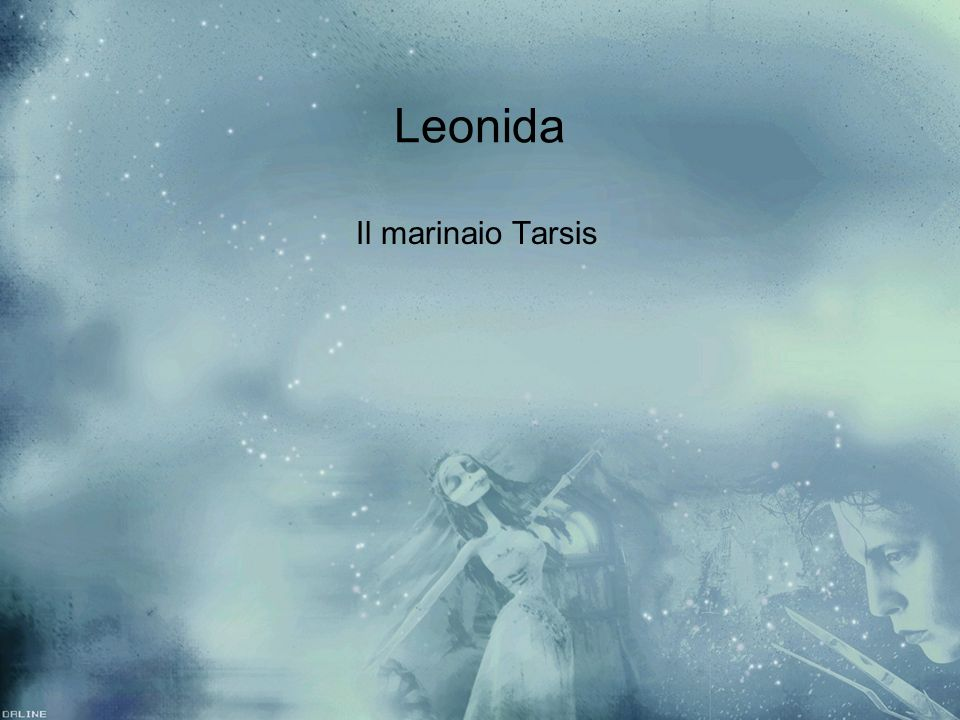 Leonida Il marinaio Tarsis
