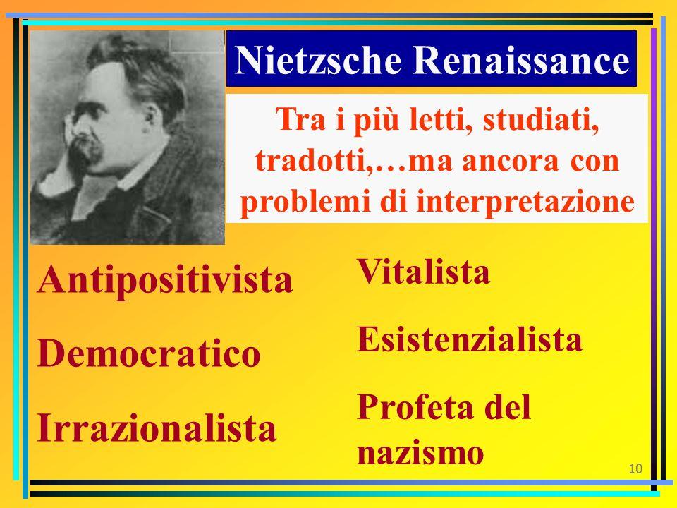 Nietzsche Renaissance