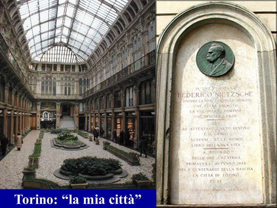 Torino: la mia città