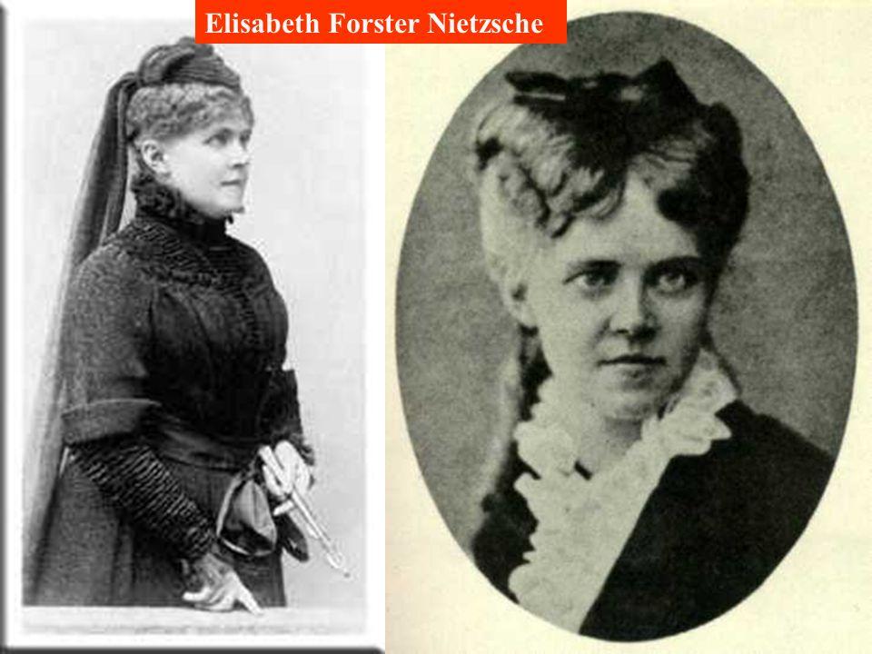 Elisabeth Forster Nietzsche