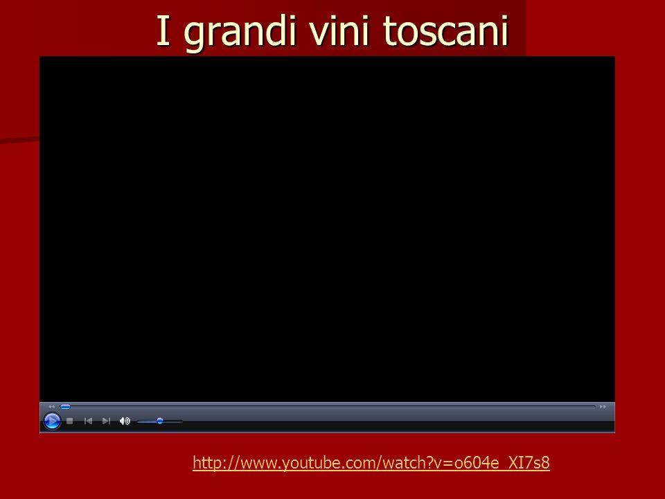 I grandi vini toscani http://www.youtube.com/watch v=o604e_XI7s8