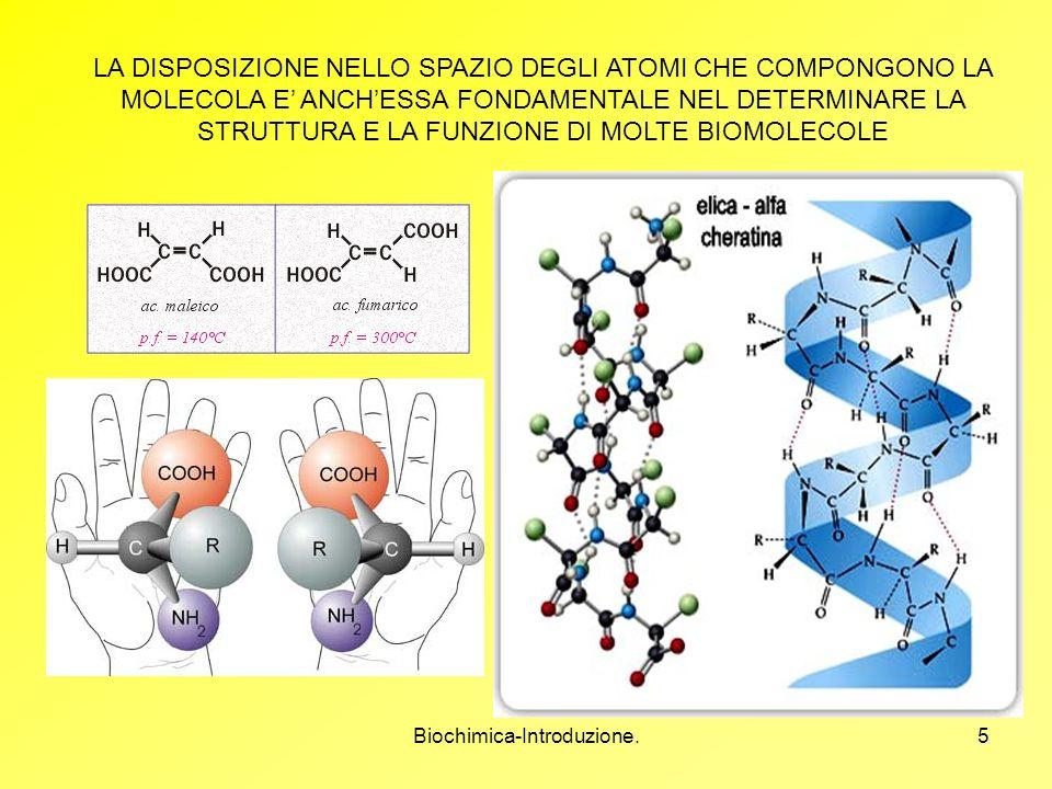 Biochimica-Introduzione.