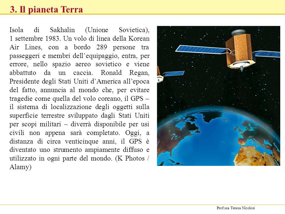 3. Il pianeta Terra