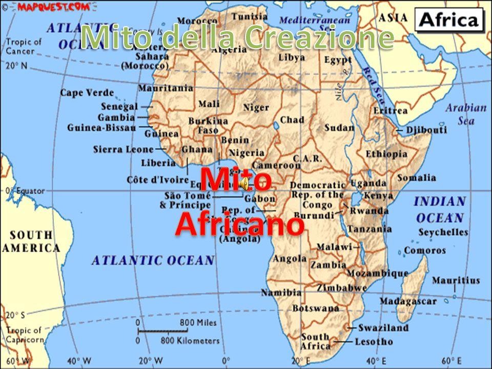 Mito della Creazione Mito Africano
