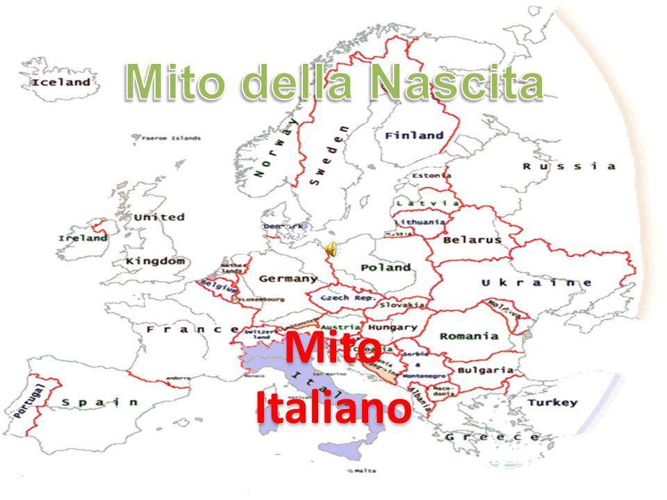 Mito della Nascita Mito Italiano