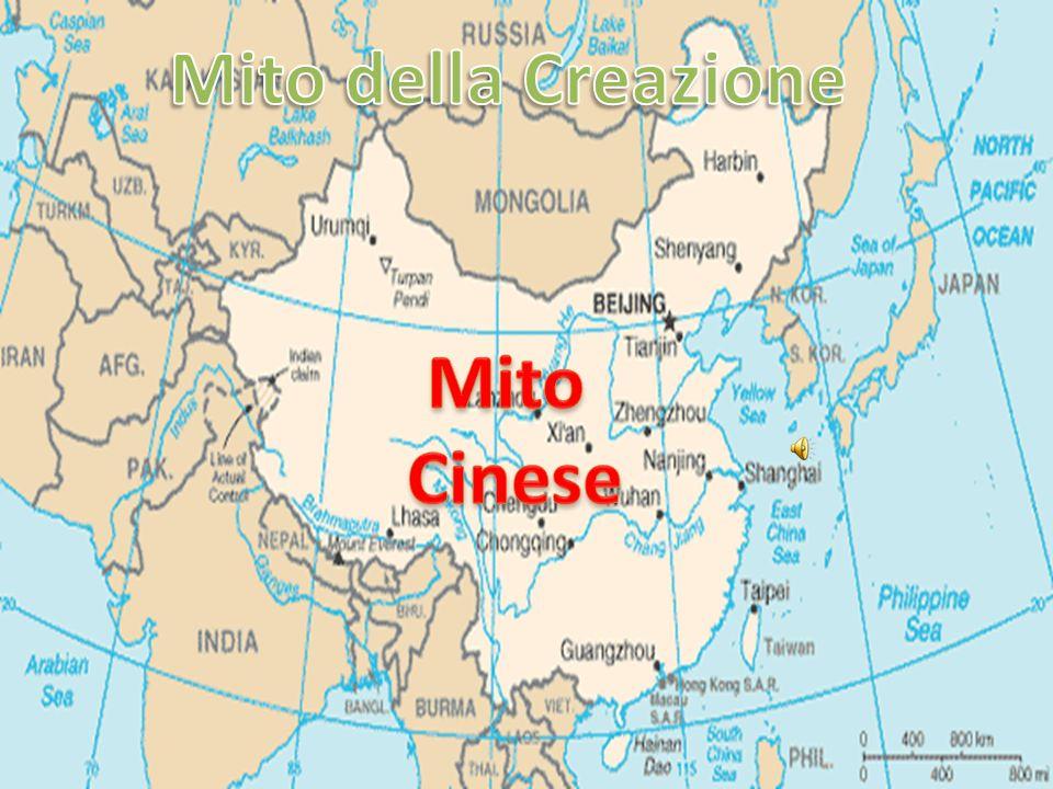 Mito della Creazione Mito Cinese