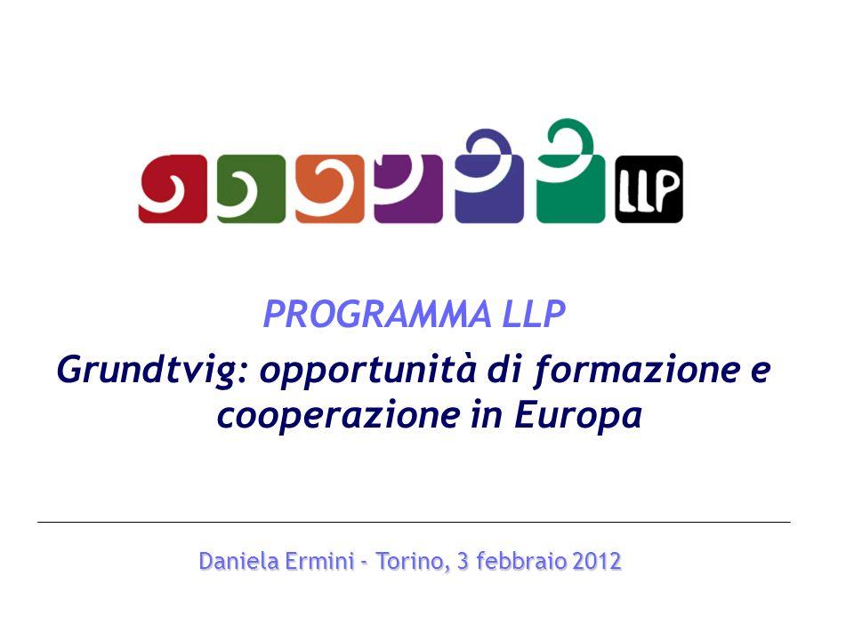 Grundtvig: opportunità di formazione e cooperazione in Europa