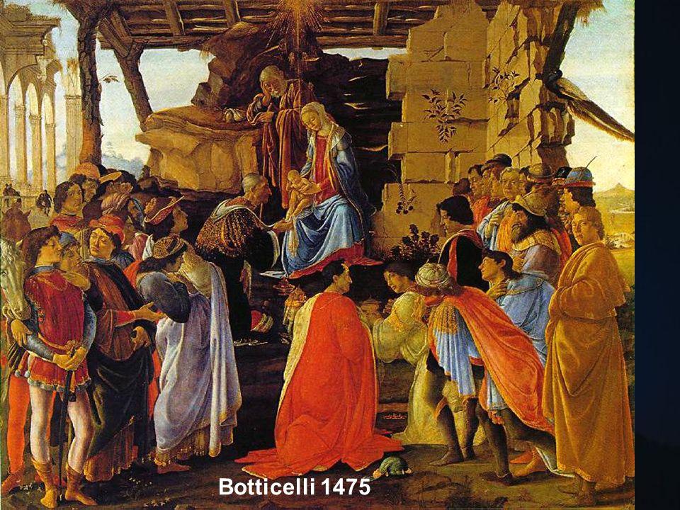 Botticelli 1475