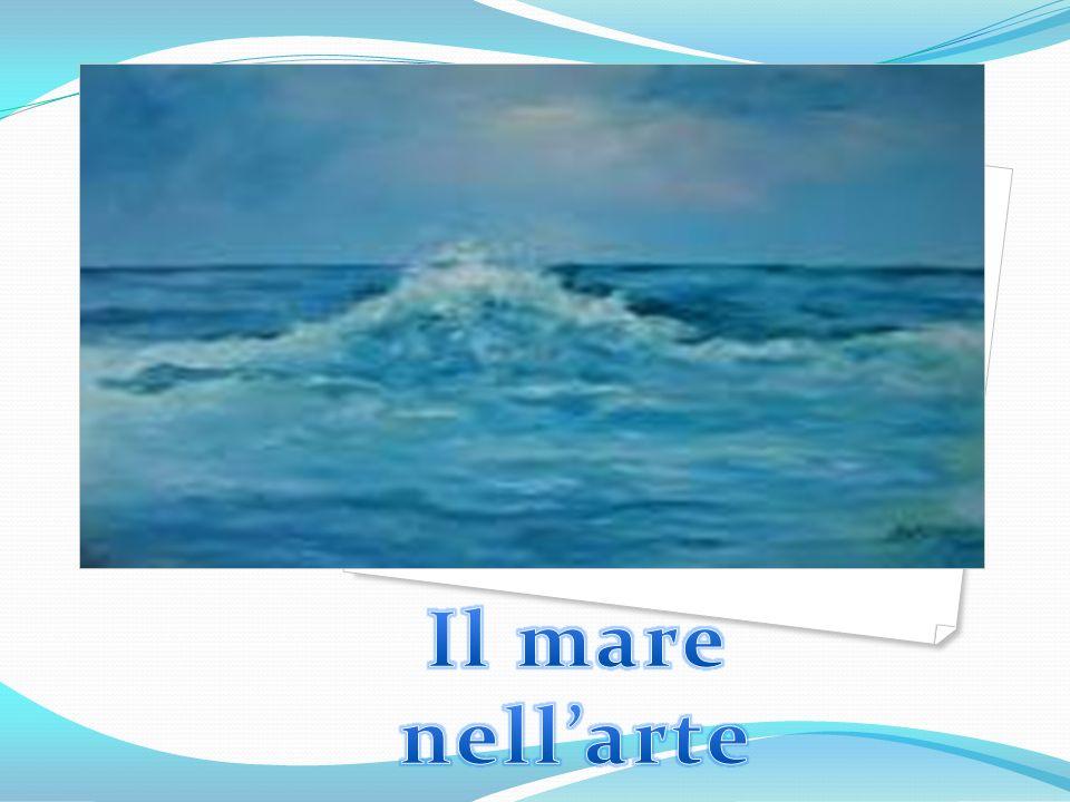 Il mare nell'arte