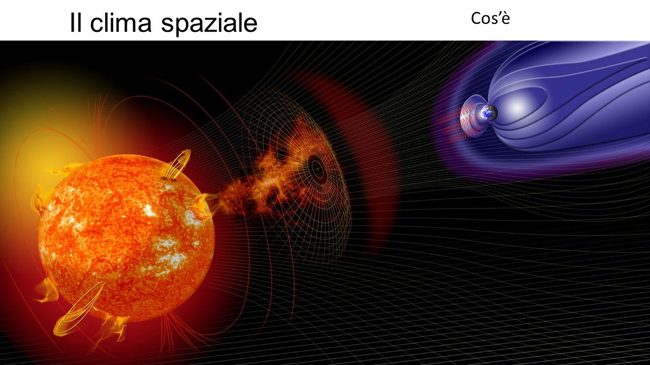 Il clima spaziale Cos'è