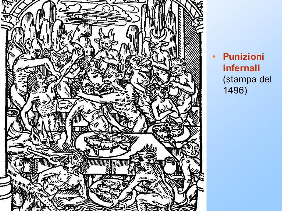 Punizioni infernali (stampa del 1496)