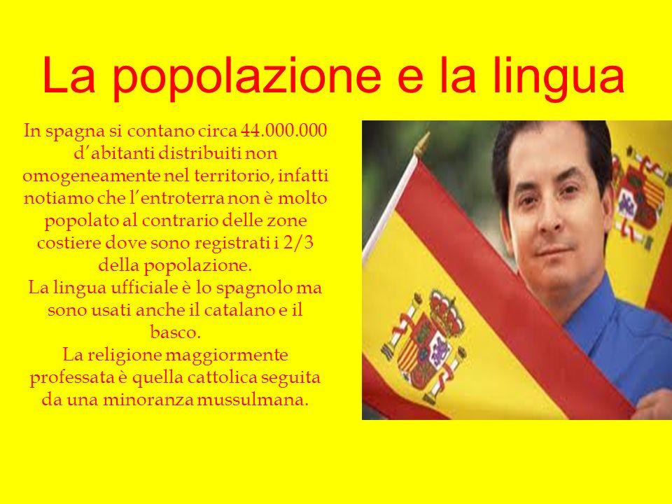 La popolazione e la lingua