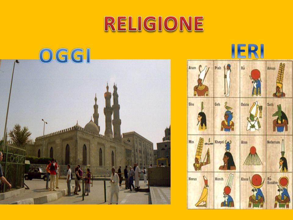 RELIGIONE IERI OGGI