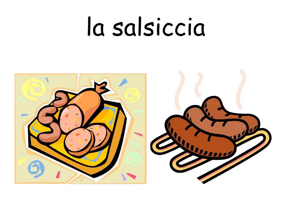 la salsiccia