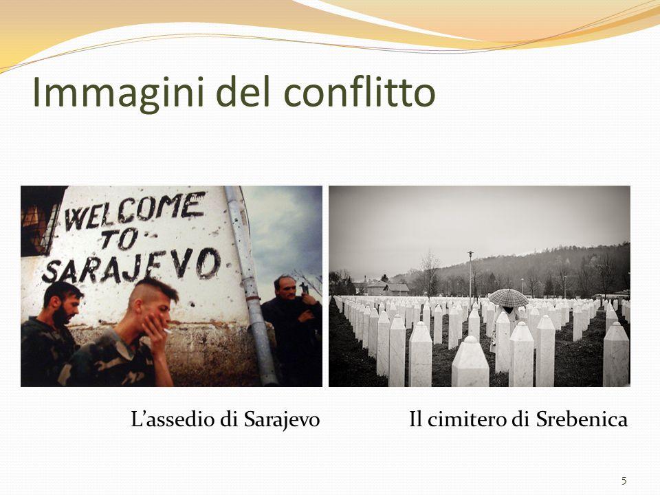 Immagini del conflitto