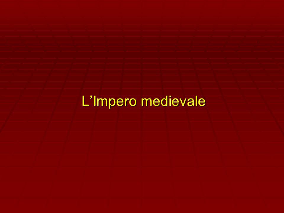 L'Impero medievale