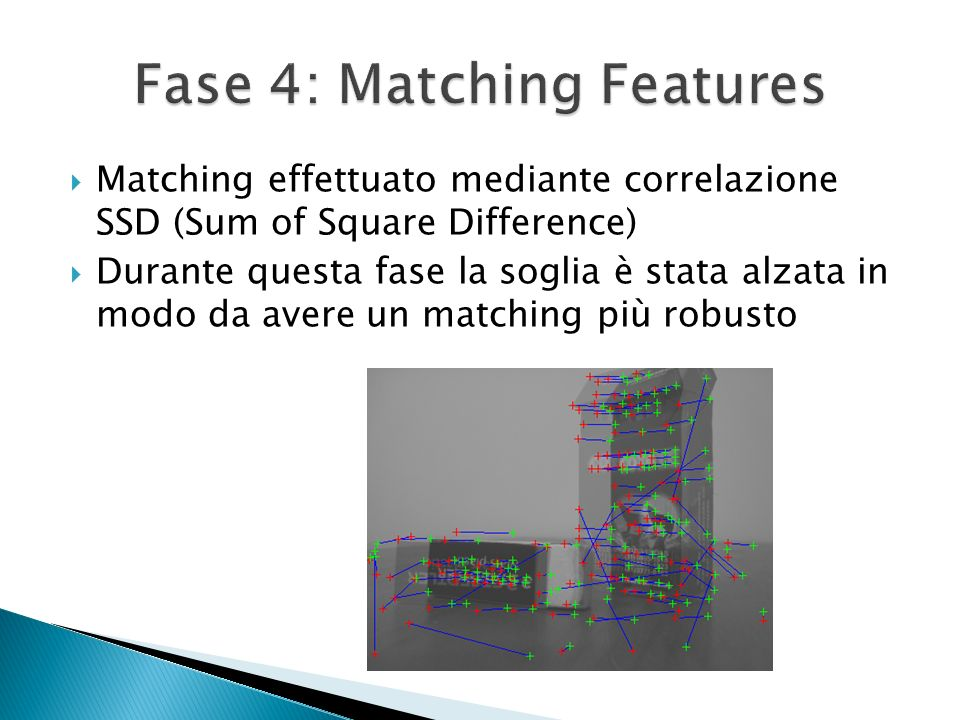 Fase 4: Matching Features