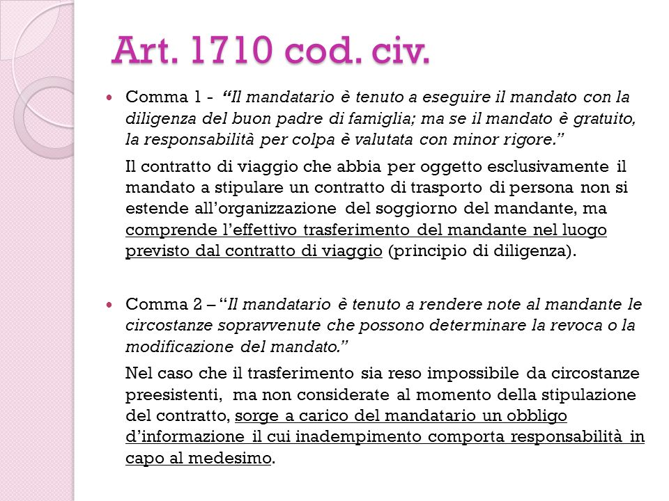 Art. 1710 cod. civ.