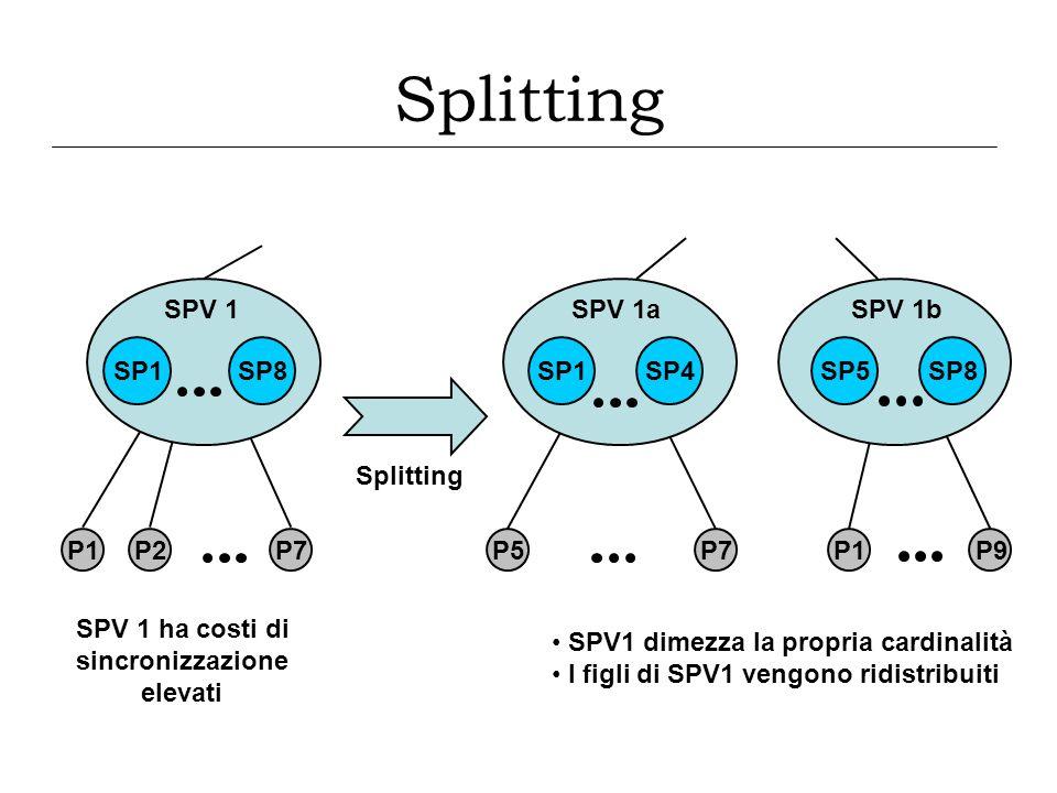 SPV 1 ha costi di sincronizzazione