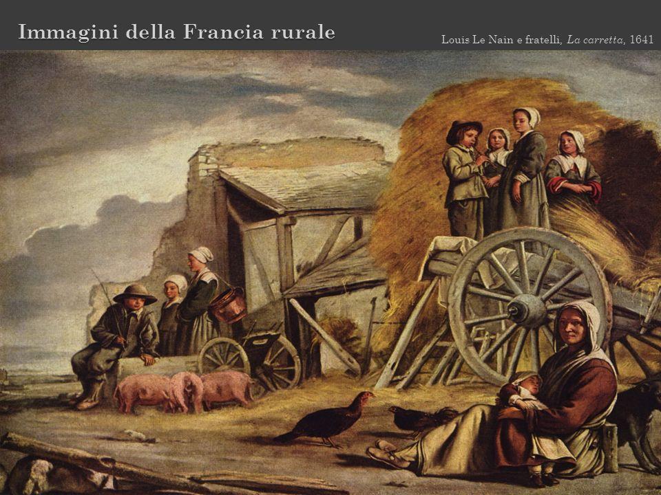 Immagini della Francia rurale