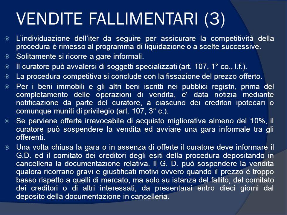 VENDITE FALLIMENTARI (3)