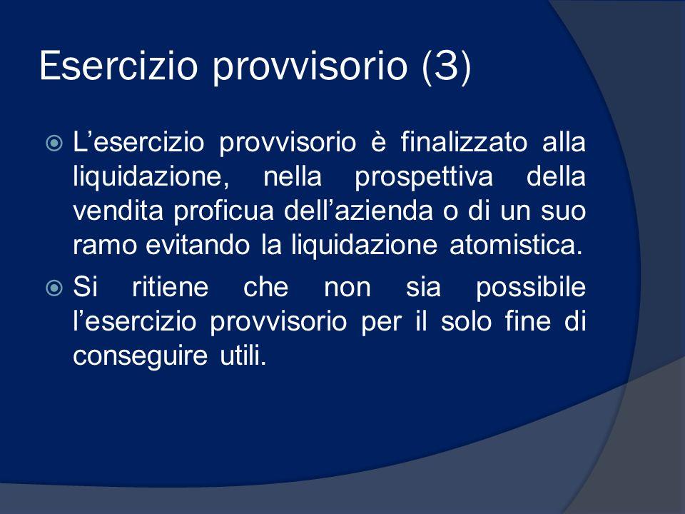 Esercizio provvisorio (3)