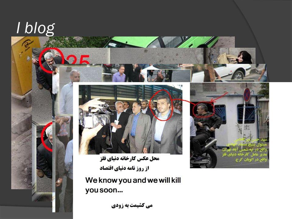 I blog Ahmadinejad Equilibrati nelle critiche