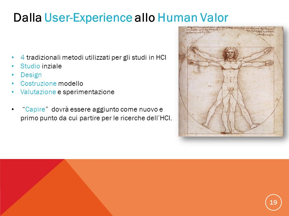 Dalla User-Experience allo Human Valor