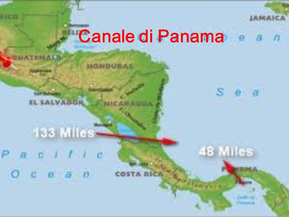 Canale di Panama. - ppt video online scaricare 8b9737aec049