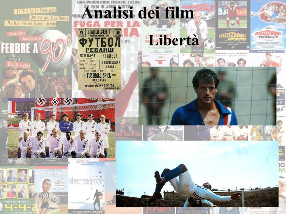 Analisi dei film Libertà