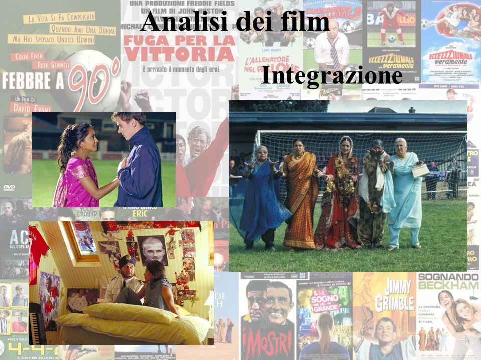 Analisi dei film Integrazione