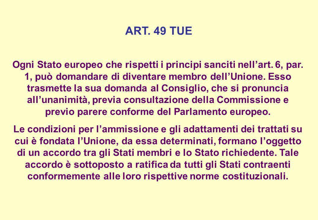 ART. 49 TUE