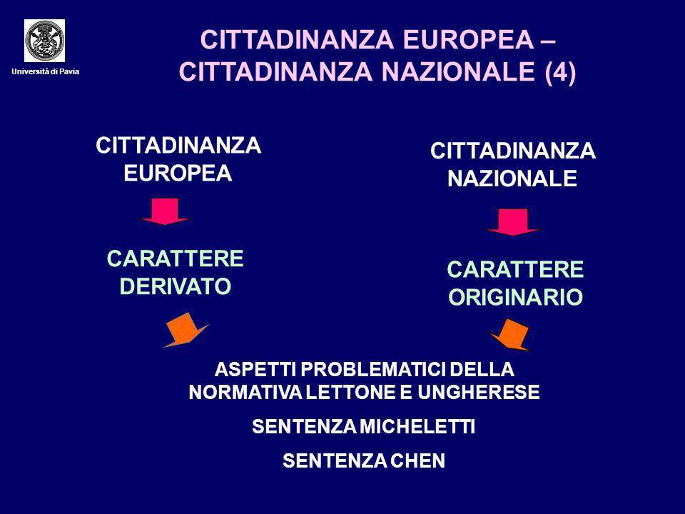 CITTADINANZA EUROPEA – CITTADINANZA NAZIONALE (4)