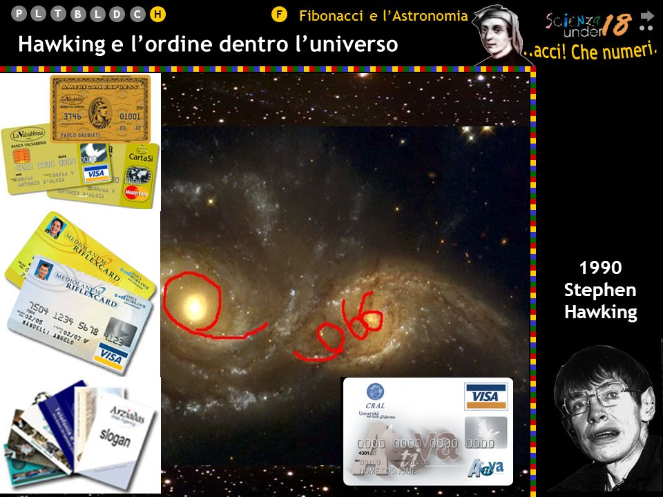 Hawking e l'ordine dentro l'universo