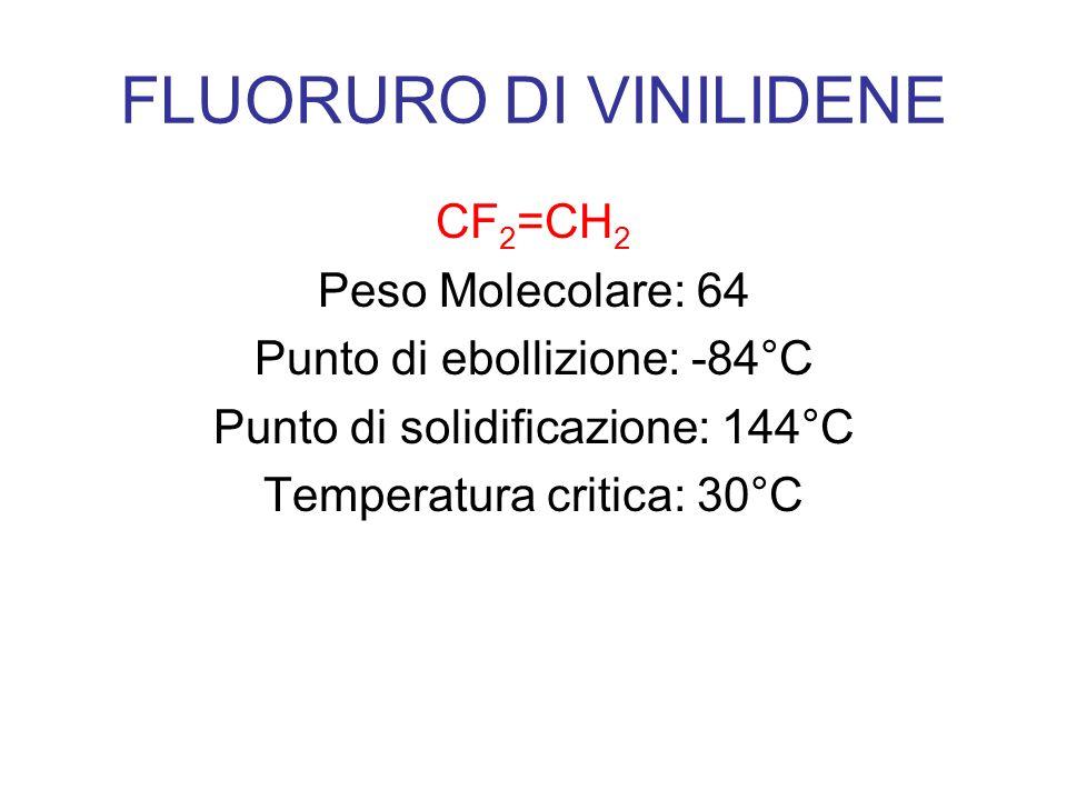 FLUORURO DI VINILIDENE