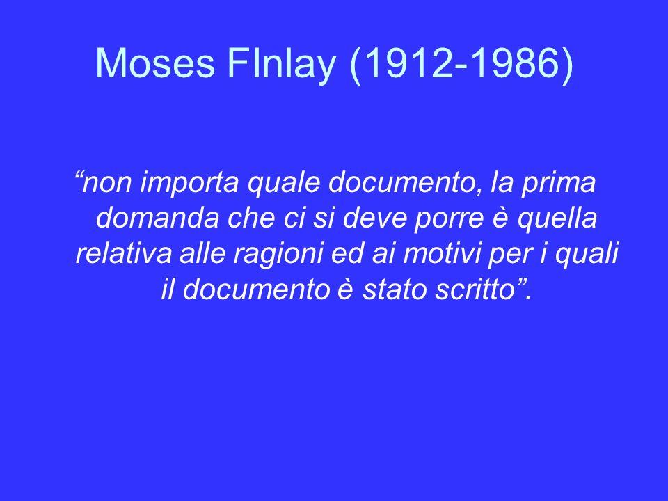 Moses FInlay (1912-1986)