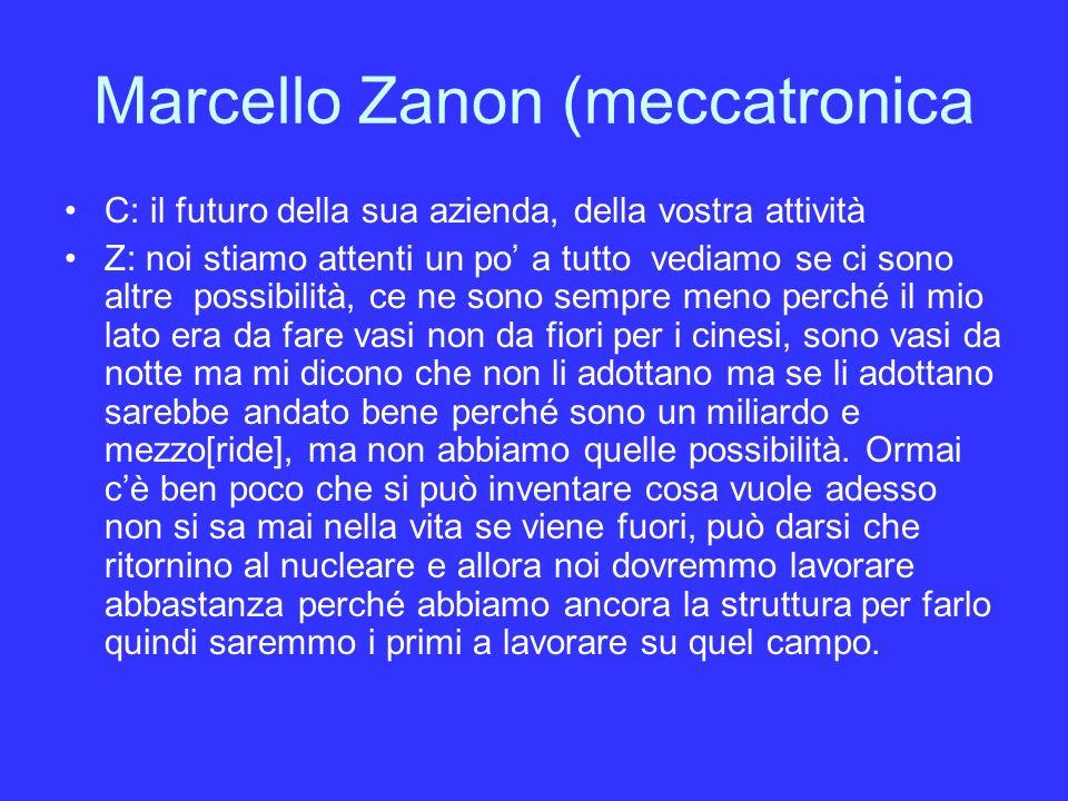 Marcello Zanon (meccatronica