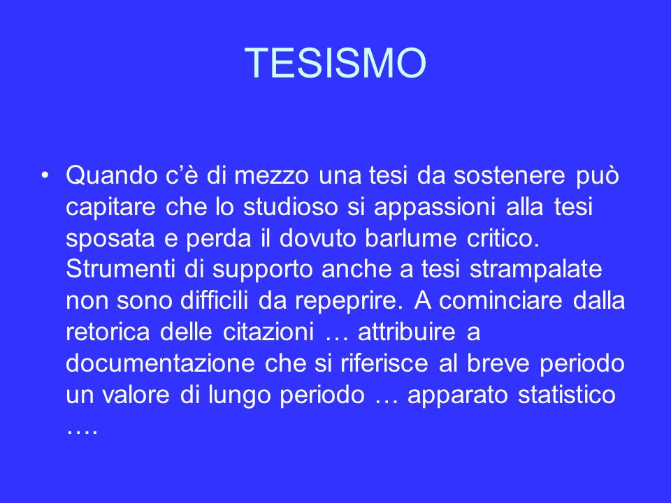 TESISMO