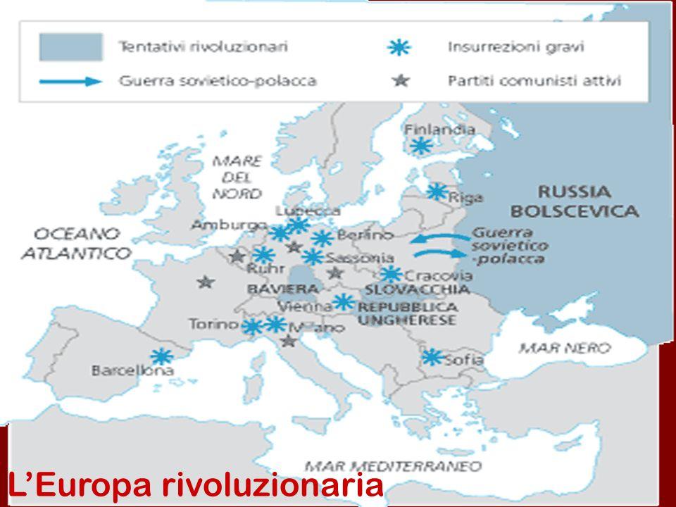 L'Europa rivoluzionaria