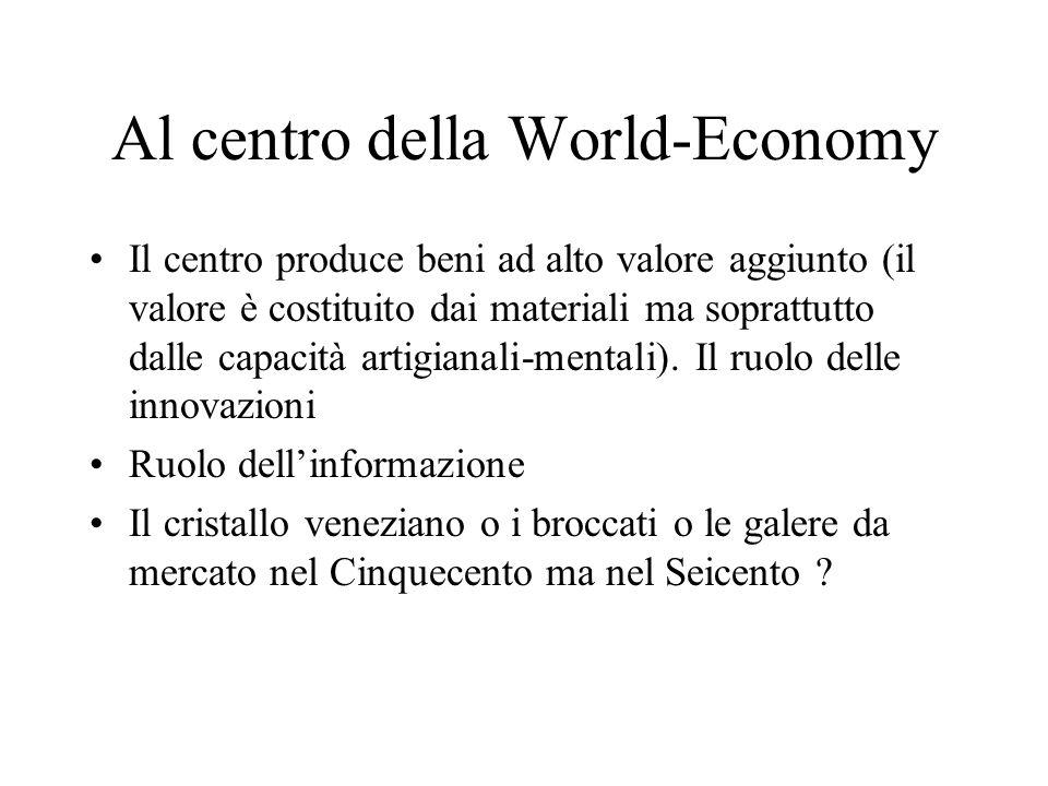 Al centro della World-Economy