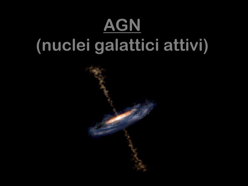 AGN (nuclei galattici attivi)