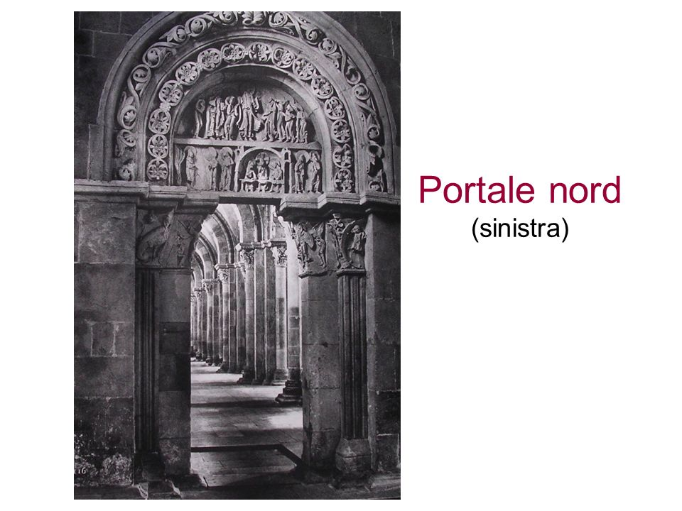 Portale nord (sinistra)