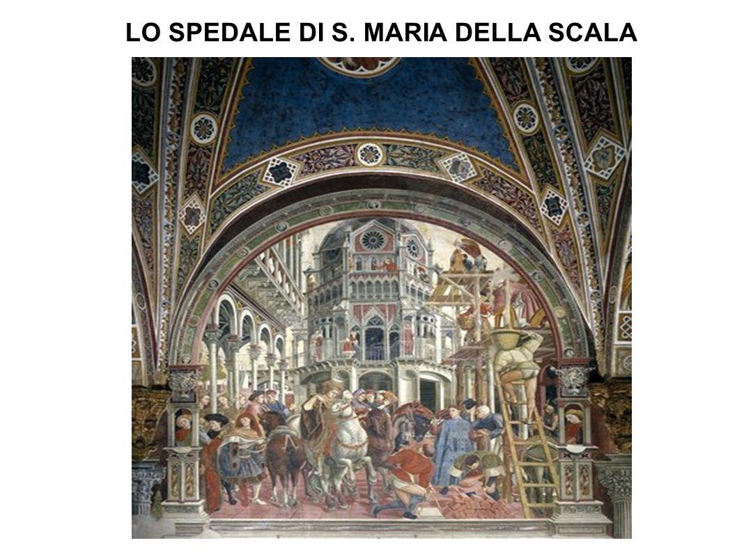 LO SPEDALE DI S. MARIA DELLA SCALA